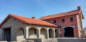 Dachówka Portugalka SanMarco, kolor naturalna czerwień, Tarnowskie Góry