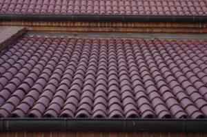 Dachówka mnich-mniszka SanMarco, kolor naturalna czerwień, Hel