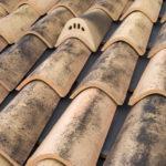 Dachówka mnich-mniszka seria specjalna -Coppovecchio - Anticato Base Chiara