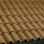 Dachówka portugalka FBM kolor Invecchiata Uniforme