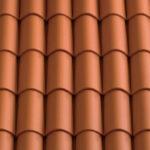 Dachówka mnich-mniszka SanMarco kolor Rosso - naturalna czerwień
