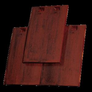 Dachówka małoformatowa Eminence kolor Flammed Red