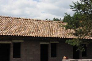 Dachówka Antyczna San Marco kolor Ticino 50% classico 25% Adige 25%, Gorzów Wielkopolski
