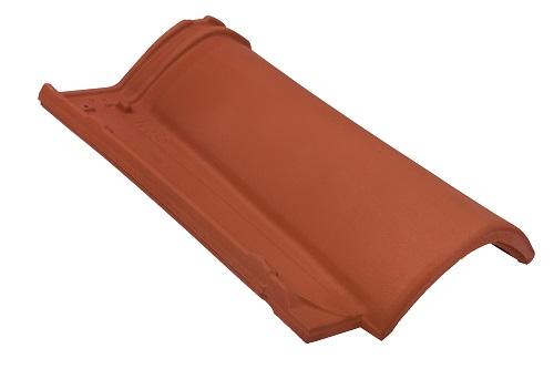 Dachówka Antyczna Coppo Max SanMarco, kolor rosso naturalna czerwień