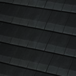 Dachówka płaska Terreal Volnay Tandem kolor Dark Slate
