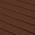 Dachówka płaska Giverny Terreal kolor Brown