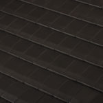 Dachówka płaska Giverny Terreal kolor Dark Slate